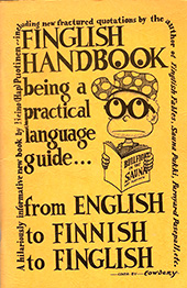FINGLISH HANDBOOK by Hap Puotinen