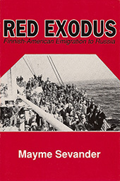RED EXODUS by Mayme Sevander
