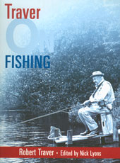 cover of Traver On Fishing